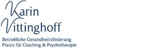 Karin Vittinghoff Betriebliche Gesundheitsförderung Praxis für Coaching und Psychotherapie